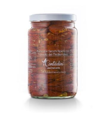 Pomodori Secchi Ripieni Tonno