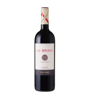 Le Braci Rosso Negramaro 0,75L