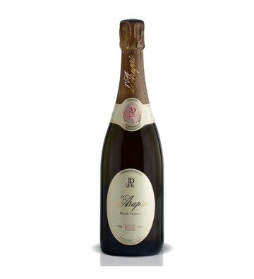 Spumante Brut Rose'...