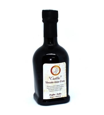 Cuettu - Vincotto Dolce D'Uva